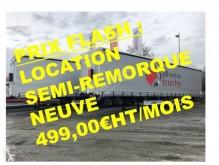 Fliegl PLSC SDS 380 ROADRUNNER semi-trailer
