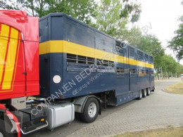 Cuppers LSDO 12-27L semi-trailer used cattle