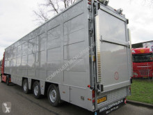 Berdex 04 DA 13 semi-trailer used cattle