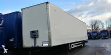 Fruehauf semi-trailer used double deck box