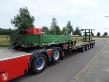 Semi remorque Goldhofer STZ-L5-60/80 Train Transporter porte engins occasion