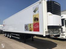 Semi remorque frigo mono température Groenewegen gestuurde koeler Carr Max 1300 120 uur!!!