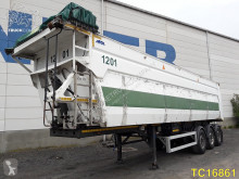 MOL 50m³ Isolated Tipper semi-trailer used tipper
