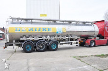 Magyar Chemie Tank, 30/4, L4BH,316 Ti semi-trailer