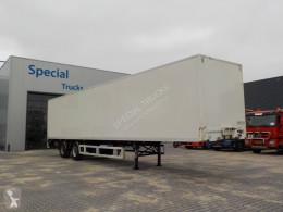 Kromhout 2 ASSIGE KASTEN OPLEGGER semi-trailer used