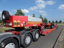 Semi remorque porte engins Faymonville STBZ-4VA 2+4 low Loader