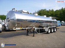 Magyar Chemical tank 27.2 m3 / 1 comp semi-trailer