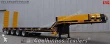 Scorpion heavy equipment transport semi-trailer SPC 4 SPC 4