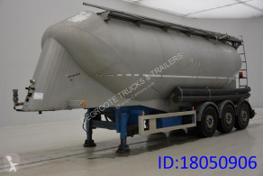 OKT Cement bulk semi-trailer used tanker