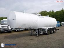 Trailer Fruehauf Bitumen tank steel 31 m3 / 1 comp tweedehands tank