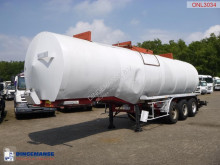 Semi remorque citerne Fruehauf Bitumen tank steel 31 m3 / 1 comp