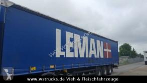 Semi remorque savoyarde Schmitz Cargobull CURTAINSIDER BPW Trommel