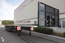 Berroyer PLATEAU RENFORCE semi-trailer new flatbed