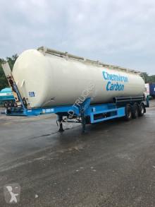 Tanker semi-trailer SILO BULK 55 M²
