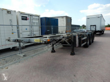 Semiremorca Groenewegen 30CC-14-27, Tankchassis transport containere second-hand