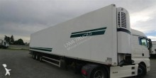 Lecitrailer mono temperature refrigerated semi-trailer