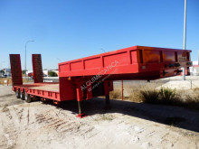 Lecinena SRG-3ED semi-trailer used chassis