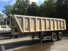 Semiremorca General Trailers 22 M3 - STEEL SUSPENSION benă second-hand