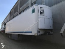 Lamberet semi-trailer used refrigerated