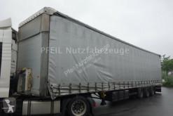 Naczepa Schmitz Cargobull S01 LIFT- Edscha-PORTAL Plandeka używana