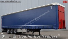 Kögel tautliner semi-trailer SFHB24 P100