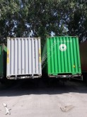 Asca PTE CONTAINER 20 / 40 PIEDS - CHASSIS FIXE semi-trailer