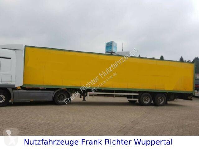 Zobaczyć zdjęcia Naczepa Ackermann AS-F 18/13.6 ZL,1.Hand,D-Fzg. Portaltüren