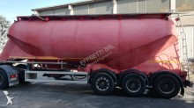 Omeps ARPO CM38S1 semi-trailer used powder tanker