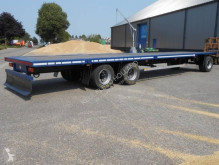 LAG SOLD/VERKOCHT trailer used flatbed