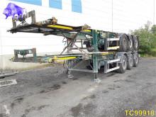 LAG container semi-trailer