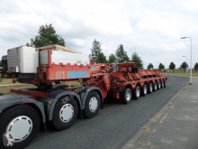 Cometto heavy equipment transport semi-trailer Series 0 / Modularset 3+5 with spinebed