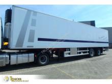 Semi remorque frigo mono température Pacton T2-002 + Chereau Box + Carrier Maxima 1200
