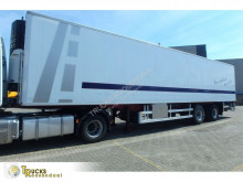 Semirimorchio frigo monotemperatura Pacton T2-002 + Chereau Box + Carrier Maxima 1200