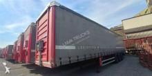 Fruehauf reel carrier tautliner semi-trailer