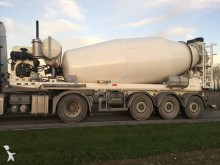 De Buf semi-trailer used concrete