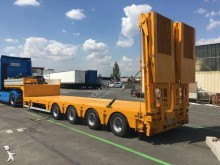 Cometto X44EA semi-trailer used heavy equipment transport