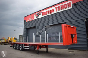 Lecitrailer PLATEAU semi-trailer new flatbed