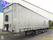 Nc Curtainsides semi-trailer used tautliner