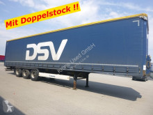 Semi remorque Krone SDP Schiebeplanen Sattelauflieger 27 eLB4-DS D savoyarde occasion