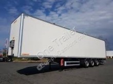 Fruehauf box semi-trailer 2 DISPONIBLES
