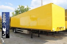 Floor plywood box semi-trailer