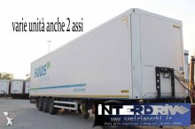 Wielton semirimorchio furgonato 3 assi usato semi-trailer used plywood box