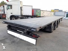 Samro semi-trailer used flatbed