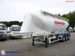 Spitzer tanker semi-trailer Powder tank alu 43 m3 / 1 comp