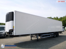 Gray & Adams Frigo trailer + Carrier Vector 1800 diesel/electric semi-trailer used mono temperature refrigerated