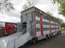 Pezzaioli SBA 62 U semi-trailer used cattle