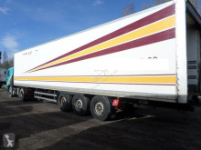 Trouillet box semi-trailer