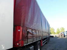 Fruehauf TX34C semi-trailer used tautliner