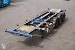 Semirimorchio portacontainers Desot Container chassis 3-assig 20,30ft ADR