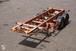 Schwarzmüller Container chassis 2-assig/ 20ft semi-trailer